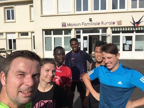 Runners du Jeudi MFR de Châteaubriant
