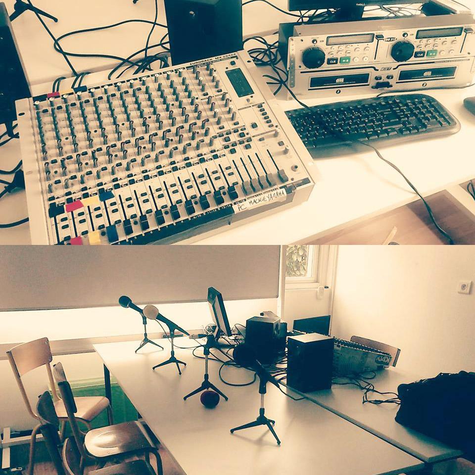 DIMA MFR 44 interview style radio