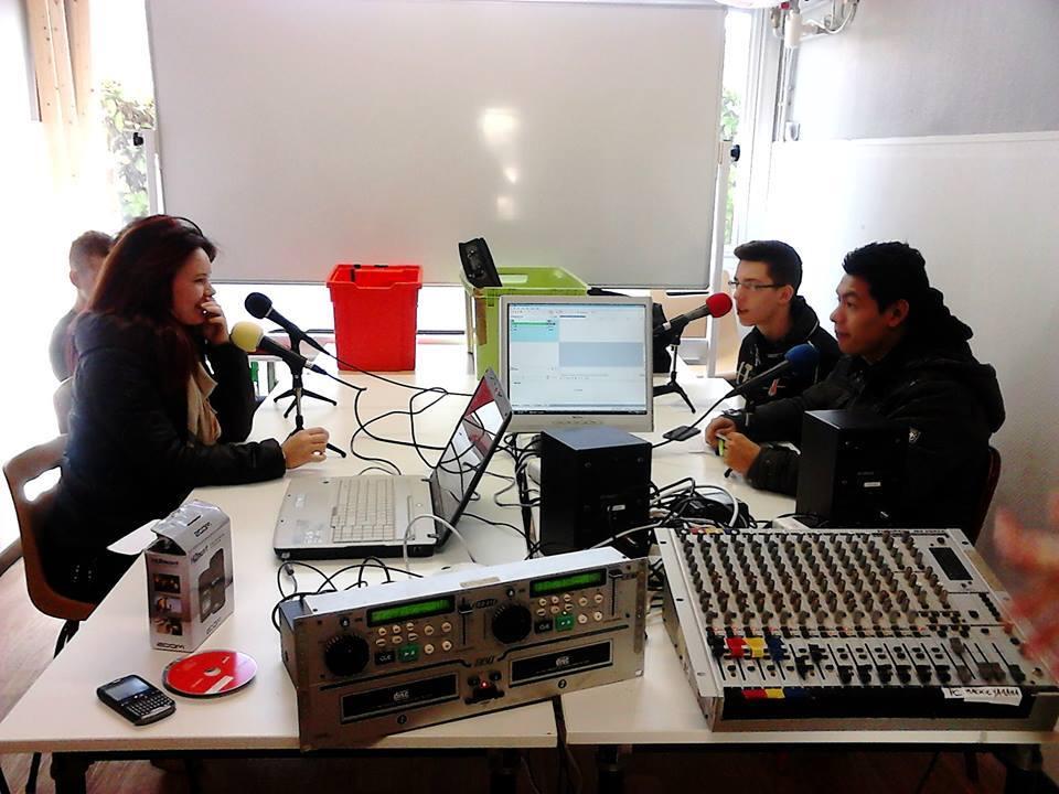 DIMA périscolaire radio